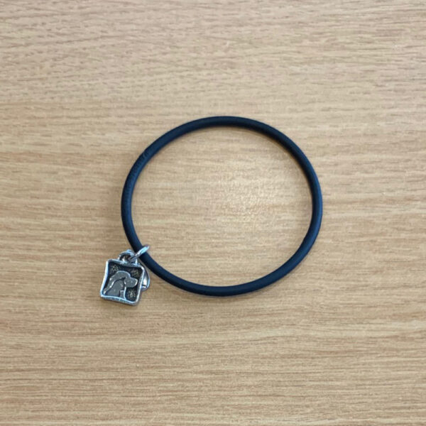 Charity Charms Bracelets - Black Giving Band